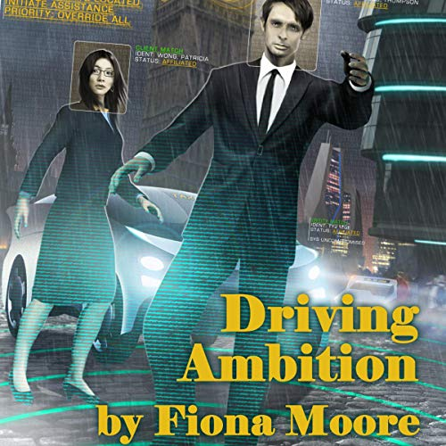Driving Ambition cover art