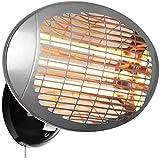DFR-lumb Calentadores espaciales, Calentador de la Pared de la Pared del Calentador de la Pared del Calentador del Calentador de la Pared de infrarrojo Impermeable 2KW Termostato