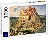 Lais Puzzle Pieter Bruegel el Viejo - Torre de Babel 1000 Piezas