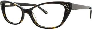 L 884 Womens Eyeglass Frames - Tortoise