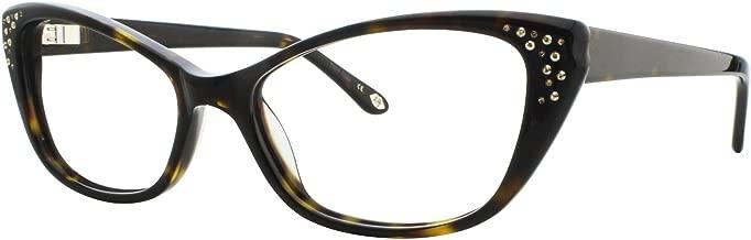Lulu Guinness L 884 Womens Eyeglass Frames - Tortoise