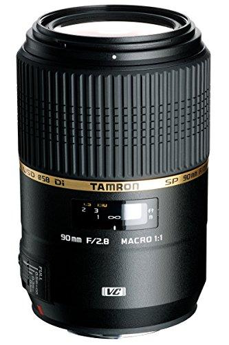Tamron SP 90mm F/2.8 Di VC USD Makro-Objektiv 1:1 für Nikon