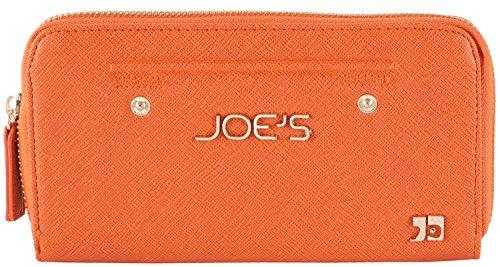 Joe's Jeans Koye-Dara Zip Around Wallet - Orange