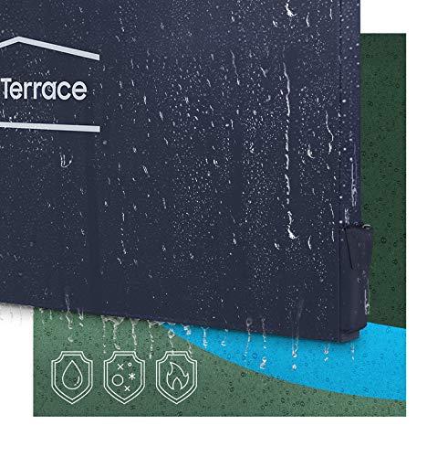 Dust Cover for SAMSUNG The Terrace TV - 55-Inch (VG-SDC55G/ZA, 2020) Arizona