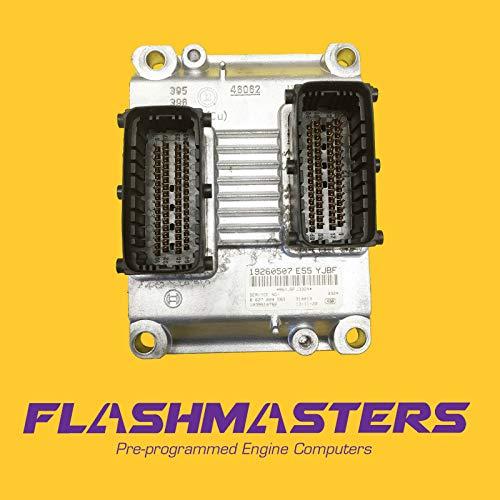 Flashmasters 2004-2007 SRX V6 Engine Computer Programmed to Your VIN ECM ECU PCM