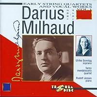 Milhaud:String Quartets 1 & 2