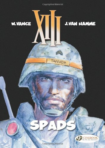 XIII Vol.4: Spads (XIII (Cinebook), Band 4)