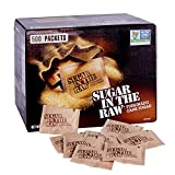Sugar In The Raw Natural Cane Turbinado Sugar 4.5 g. (1 Pack 500ct)