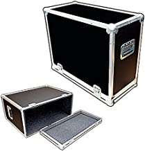 Amplifier 1/4 Ply Light Duty ATA Case with All Recessed Hardware Fits Crate Gt212 Gt-212
