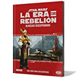 Fantasy Flight Games- Star Wars: la era de la Rebelión - Alianzas Desesperadas...