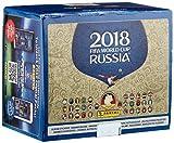 Panini WM Russia 2018 - Sticker - 1 Display (100 Tüten) deutsche Ausgabe -