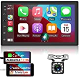 Podofo Android Double Din Car Stereo...