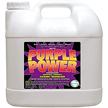 Purple Power Industrial Strength Cleaner and Degreaser (2.5 Gallons)