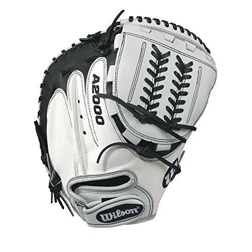 Wilson A2000 CM34 SuperSkin 34' Catcher's Fastpitch Mitt - Right Hand Throw