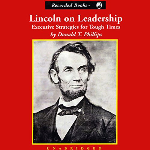 Lincoln on Leadership audiobook cover art
