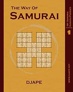 The Way of Samurai: 101 Samurai Sudoku puzzles