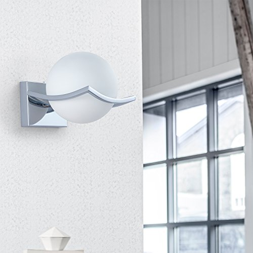 Neuheit LED Wandleuchten Lampen Glaskugel Wand für Zuhause