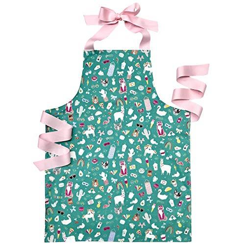 Handmade Favorite Things Tween Girl Apron Gift for Baking Kitchen Art