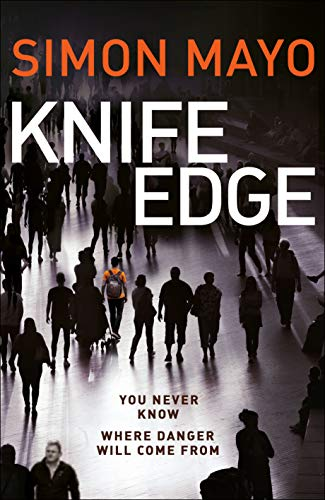 Knife Edge by [Simon Mayo]