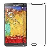ebestStar - Cristal Templado Compatible con Samsung Galaxy Note 3 GT-N9000, N9002, N9005 Protector Pantalla, Película Vidrio Dureza 9H, Sin-Burbujas [Aparato: 79.2x151.2x8.3mm 5.7']