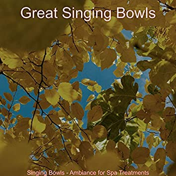 Singing Bowls - Ambiance for Spa Treatments