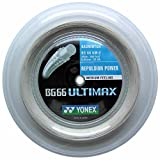Yonex BG-66 Ultimax Badminton String 200m Reel