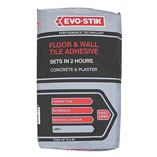 Evo-Stik 30811874 Floor and Wall Tile Adhesive, G