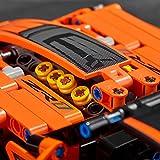 Immagine 1 lego technic chevrolet corvette zr1
