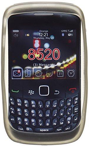 Nexxus Gel Hoesje voor Blackberry 8520 - Rook