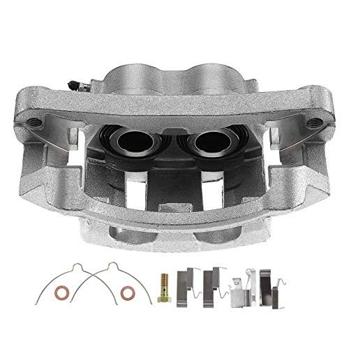 A-Premium Brake Caliper Assembly Replacement for Ford Excursion F-250 Super Duty F-350 Super Duty 1999-2005 Front Right