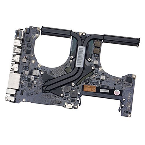 Odyson - Logic Board 2.66GHz C2D (P8800) Replacement for MacBook Pro 15' Unibody A1286 Mid 2009 (MB985, MB986)