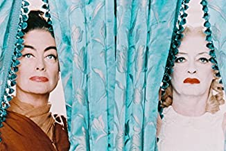 Bette Davis & Joan Crawford Iconic Pose Whatever Happened to Baby Jane 18x24 Poster