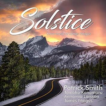 Solstice: Horn Music of James Naigus