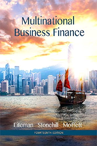 Download Multinational Business Finance Plus MyLab Finance with Pearson eText -- Access Card Package (14th Edition) 0134077318
