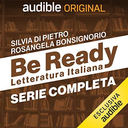 BeReady - Letteratura Italiana. Serie Completa copertina