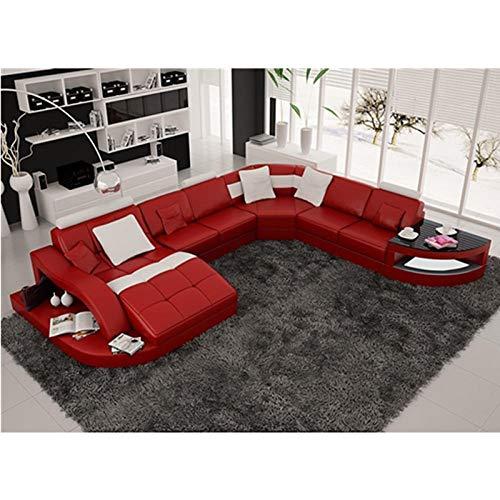 Winpavo Sofá Conjunto De Sofás Sofá De La Esquina Sofá Modular Juego De Sofás para Muebles De Sala De Estar Juego De...