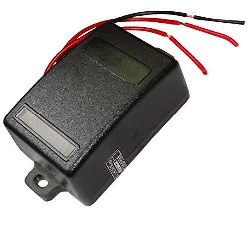 AERZETIX - Filtro antidisturbo suono per autoradio 5A. Per qualsiasi dispositivo audio o video per veicoli in 12V