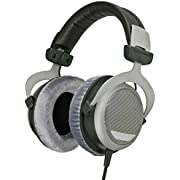 beyerdynamic DT 880 Edition 250 Ohm Over-Ear-Stereo Kopfhörer. Halboffene Bauweise, kabelgebunden, High-End, für die Stereoanlage