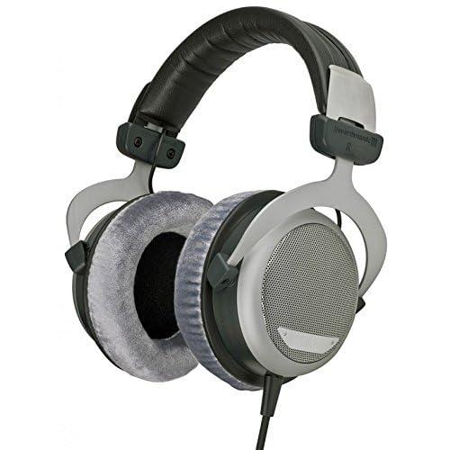 Beyerdynamic DT 880 Edition Premium Stereo, 250 Ohm, Casco, Nero/Grigio