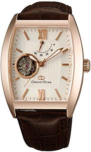 Orient Star semi scheletro Tonneau Automatic WZ0141DA Men