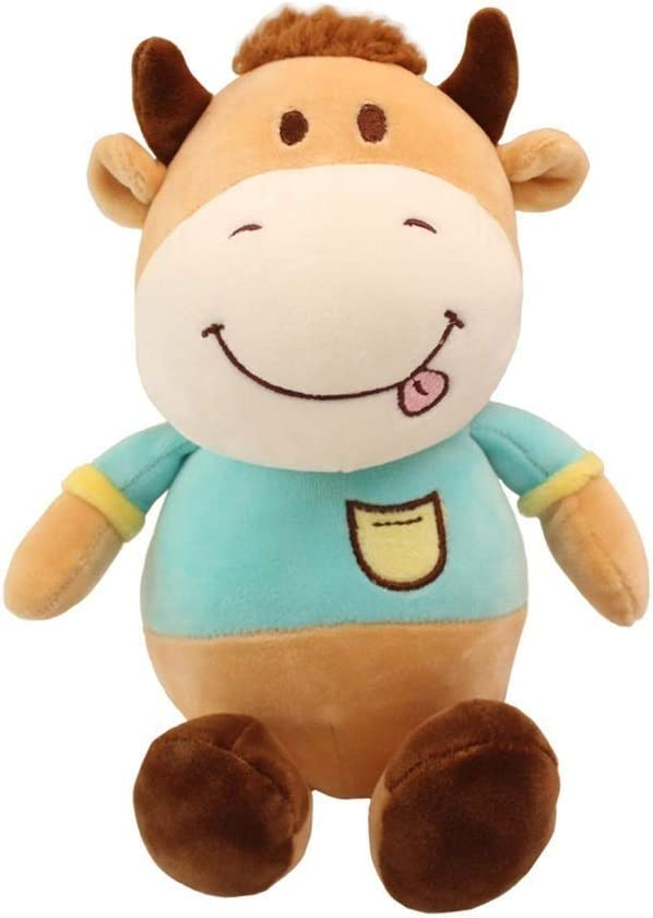 PDGJG Plush Toy Town Soft Cuddly for 35% OFF Perfect Cow At the price and