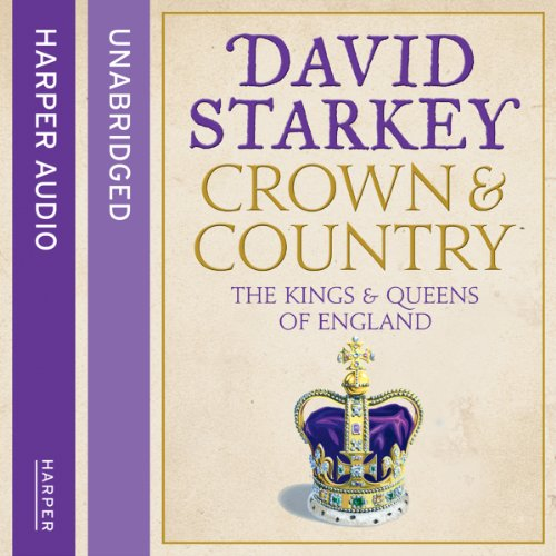 Crown and Country audiobook cover art