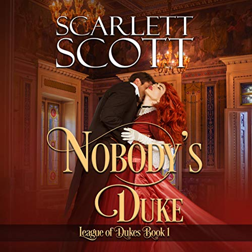 Nobody's Duke  By  cover art