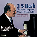 Bach: Well Tempered Clavier (Books I & II, Complete) by Sviatoslav Richter (2014-05-04)