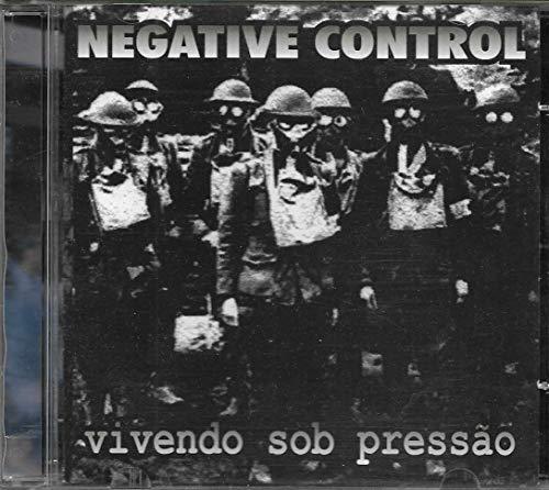 Negative Control - Cd Vivendo Sob Pressão - 1998