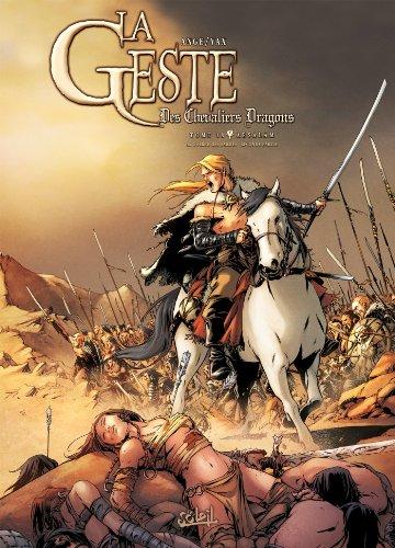 La Geste des Chevaliers Dragons T18: La Guerre des Sardes - Partie 2