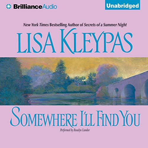 Somewhere I'll Find You audiobook cover art