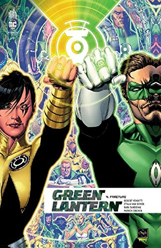 Green Lantern Rebirth, Tome 4