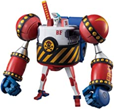 """Bandai Hobby Best Mecha Collection General Franky \\""""One Piece\\"""" Model Kit"""