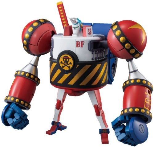 Bandai Hobby Best Mecha Collection General Franky One Piece Model Kit